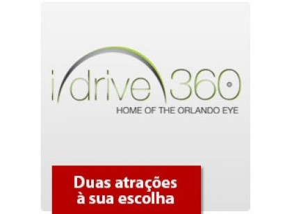 I-Drive 360: Madame Tussauds e The Coca Cola Orlando Eye